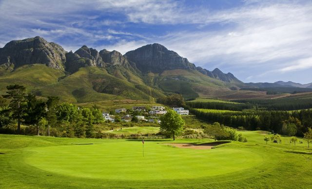 Golf Courses in the Cape