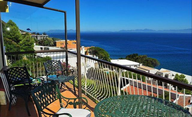 View from Cape Sea View - Gordons Bay