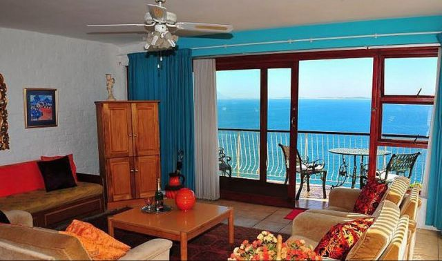 Cape Sea View - Rooms